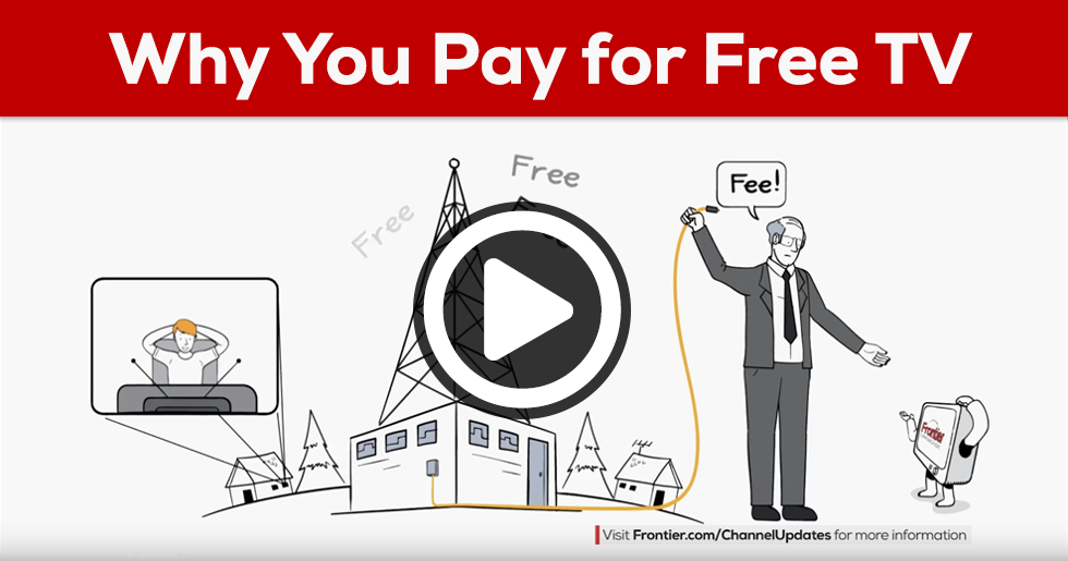 Why you pay for Free TV