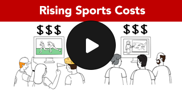 Rising Sports TV Rights